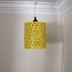 DIY Pendant Lights & Roundup: 9 Cool u0026 Creative Uses for Old Coffee Cans | Wine rack ... azcodes.com