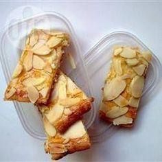 Biscoito de amêndoa @ allrecipes.com.br