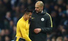 #rumors  Pep Guardiola unsure if Manchester City will revive Alexis Sanchez bid
