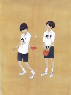 Ping Pon: Taiyo Matsumoto, Japan