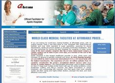 Medical Tourism India, Health Tourism India, India Medical Packages Tours