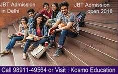 With the JBT admission in Delhi, aspirants can have a complete knowledge about the basic education program, which let them have know-how of how to teach the students.