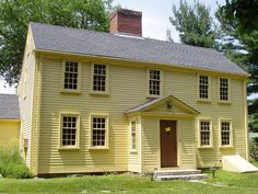 The Jason Russell House, Arlington Mass. 1740 As the British troops retreated from Lexington &Concord,the Patriot Jason Russell was shot&stabbed to death by the British ,at his house.