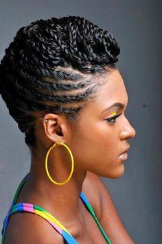 40 Chic Twist Hairstyles for Natural Hair - Hair Styles Cabello Afro Natural, Pelo Natural, Natural Hair Care, Natural Hair Styles, Natural Braids, Natural Twists, Au Natural, Natural Curls, Twist Hairstyles