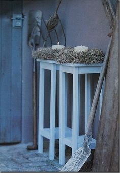 #MazzWonen #MazzTuinmeubelen--- #Inspiratie #Outside #Garden #Decorations #Tuindecoratie #Tuin #Home #Flowers #Zink #Lanterns