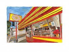 Donut Shop   The Beaten Path   Bob Dylan