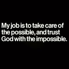 Draw close to God to experience His great love in ways that are beyond comprehension and to witness Him at work doing the impossible.