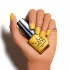 Explore new nail art styles inspired by the Washington, D. line from OPI. OPI has the styles, shades and shine for great nail art looks using Washington, D. Opi Nail Polish, Opi Nails, Manicures, Kylie Nails, Coffin Nails Ombre, Acrylic Nails, Yellow Nails, White Nails, Yellow Nail Polish