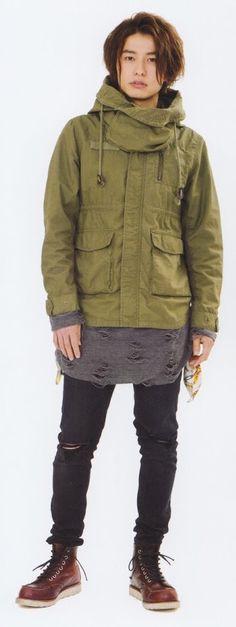Kamen Rider, Grease, Winter Jackets, Fashion, Winter Coats, Moda, Winter Vest Outfits, Fashion Styles, Fashion Illustrations