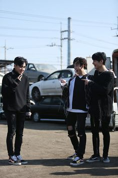 [Stray Kids] debut album Jacket shooting behind! : Naver Post