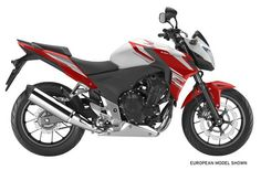 Al Lamb's Dallas Honda: 2015 Honda CB500F (Demo) -  Honda's new CB500F is the new, stylish, more comfortable, sport bike.