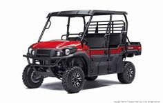 New 2017 Kawasaki MULE PRO-FXT EPS LE ATVs For Sale in West Virginia. The 2017 MULE PRO-FXT side x side has incomparable strength and endless durability backed by over a century of Kawasaki Heavy Industries, Ltd. engineering knowledge. Go and get the job done with the MULE PRO-FXT side x sides three-passenger Trans Cabsystem, or easily convert it to six-passenger mode for a revolutionary new way to work and play. To top it off, the MULE PRO-FX is backed confidently by the Kawasaki STRONG…