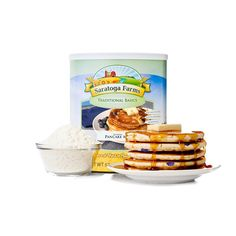 Blueberry Pancakes Food Storage - Saratoga Farms