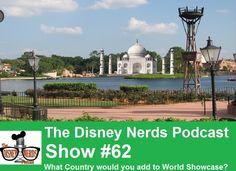 The Disney Nerds Podcast Show 62