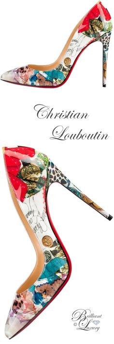 Brilliant Luxury ♦ Christian Louboutin 'Pigalle Follies'