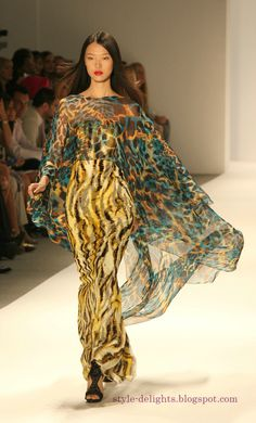 Carlos Miele Spring 2013 collection at NYFW