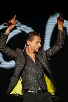 Mother of GOD....Dave Gahan Live. May 2013