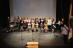 El teatro musical triunfa en Alba de Tormes (Salamanca) con AContratiempo http://www.revcyl.com/web/index.php/cultura-y-turismo/item/8875-el-teatro-mu