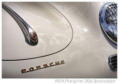 1954 Porsche 356 Speedster - By Gordon Dean II