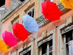 Les parapluies de Cherbourg - Image & Photo de Lemarié Gérard de Paysages urbains - Photographie (27272715) | fotocommunity