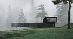 NORDIC HOUSE | GALANOV ARCHITECTS | Archinect
