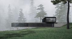 NORDIC HOUSE | GALANOV ARCHITECTS | Archinect