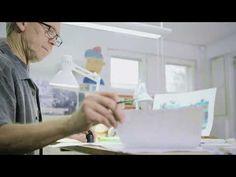 Mauri Kunnas: Näin syntyi Koiramäen Suomen historia - YouTube Finland, Language, Artists, Teaching, Youtube, Books, Historia, Libros, Learning