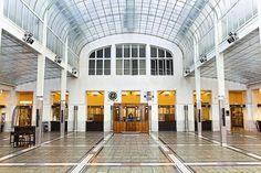 Postsparkasse Otto Wagner Wien