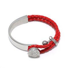 Leather Bracelet Fashion Bracelet