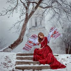 Крылья надежды (с) Ирина Джуль