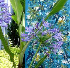 Blue Garden- priky zuccolo