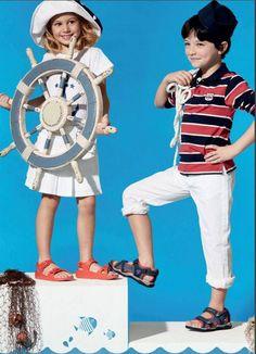 Da grande vorrei fare...il marinaio! www.cangurokids.it