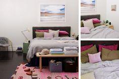 Bedroom feature: Alice