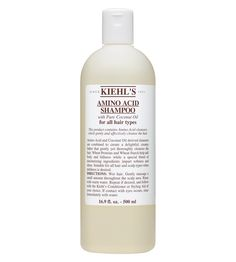 Amino Acid Shampoo, it gets out build up without stripping your hair dry