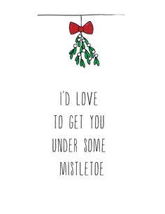 Nargle Harry Potter Illustrated Christmas Card. $5.00, via Etsy.