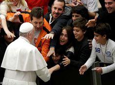 Papa Francisco en la audiencia general: el Bautismo es fuente de esperanza para todos