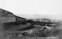 Summit,Topanga,California.