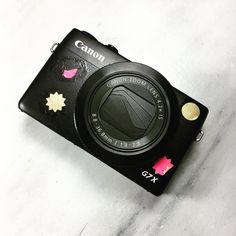 Hou nog steeds van deze camera en gebruik hem voor al mijn blogfoto's! Geen spijt dat ik m'n spiegelreflex heb weggedaan. #canon #canong7x #blogger #marble