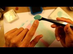 Stampscapes 101: Video 68. Stylus Tools Do's and Don'ts. - YouTube