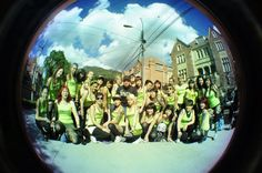 My team! Roller Derby, Train, Sport, Colombia, Cartagena, Deporte, Sports, Strollers
