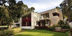 Magnifique maison contemporaine entre modernisme et tradition au Guatemala,  #construiretendance