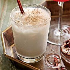 Festive Milk Punch Recipes: Holiday Milk Punch