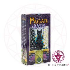 Baralho Tarot - Tarot of pagan cats Tarot, Pagan, Cats, Cover, Decks, Gatos, Cat, Kitty, Kitty Cats