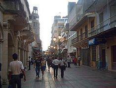 Santa Domingo, Dominican Republic. Birthplace of my grandmother!