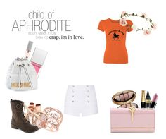 """""""If I were a child of Aphrodite"""" by harley-quinns ❤ liked on Polyvore featuring Pierre Balmain, NYX, Effy Jewelry, Accessorize, Reeds Jewelers, L'Oréal Paris, Giorgio Armani, Valentino, Givenchy and Moschino Givenchy, Valentino, Grace Love, Pierre Balmain, Effy Jewelry, Oras, Aphrodite, Giorgio Armani, Nyx"""
