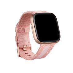 Fitbit Versa 2™ Smartwatch   Shop Fitbit App, Fitbit Charge, Brown Wedding Hair, Versa Versa, Pandora Stations, Track Workout, High Intensity Workout, Watch Case, Burn Calories