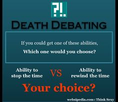 Death Debating #16 :: Websipedia : Think Sexy