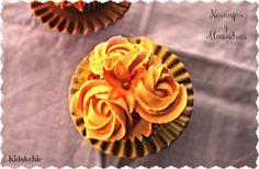 Cupcakes de Naranja y Almendras