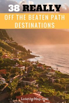 Looking for REALLY off the beaten path destinations to visit in 2018? Look no further!  I spoke to 38 very well-traveled bloggers about what their favorite underrated, off the beaten path destinations in the world are!  So if you're looking for a really adventurous place to visit, check out these 38 off the beaten path countries, cities, islands, and regions!