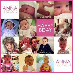 happy #birthday Anna